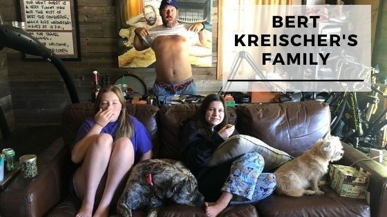 You are currently viewing Info & Pics Of Bert Kreischer's Wife & Daughters