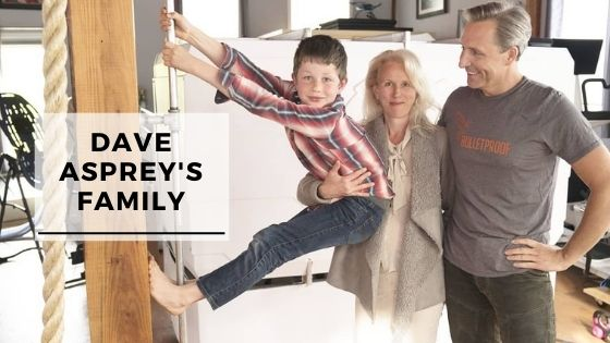 Never Seen Pics Of Dave Asprey With His Wife & Family