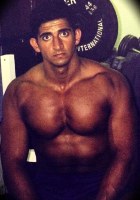 Patrick Bet-David at 23 years old