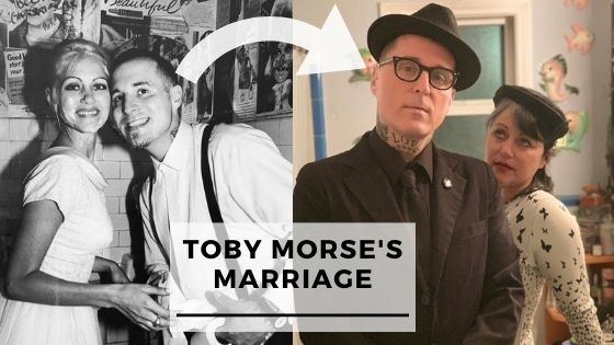 You are currently viewing (Pics) Toby Morse & Moonie Morse, Best Marriage In Hollywood