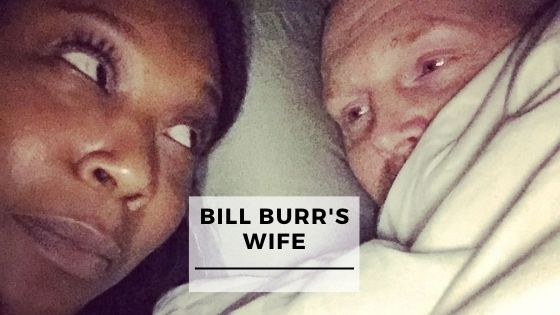 Never Seen Pics of Bill Burr With His Wife Nia Renée Hill