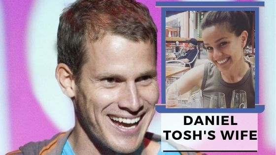 Read more about the article Info & Exclusive Pics Of Daniel Tosh's Wife Carly Hallam