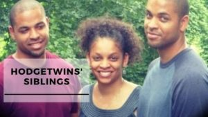Read more about the article Rare Pics Of The HodgeTwins With Their Sister & Family
