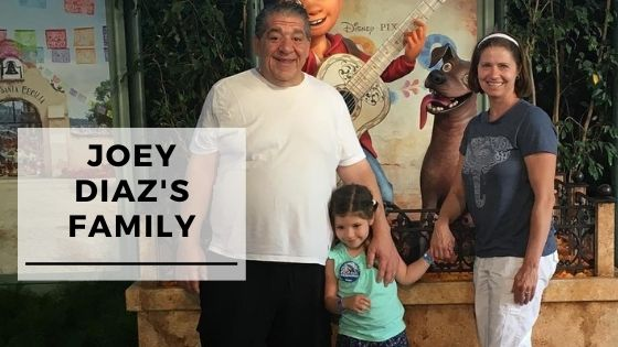 You are currently viewing Info & Pics Of Joey Diaz's Wife & Daughter