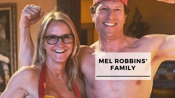 Read more about the article Info & Pics Of Mel Robbins' Husband & Family