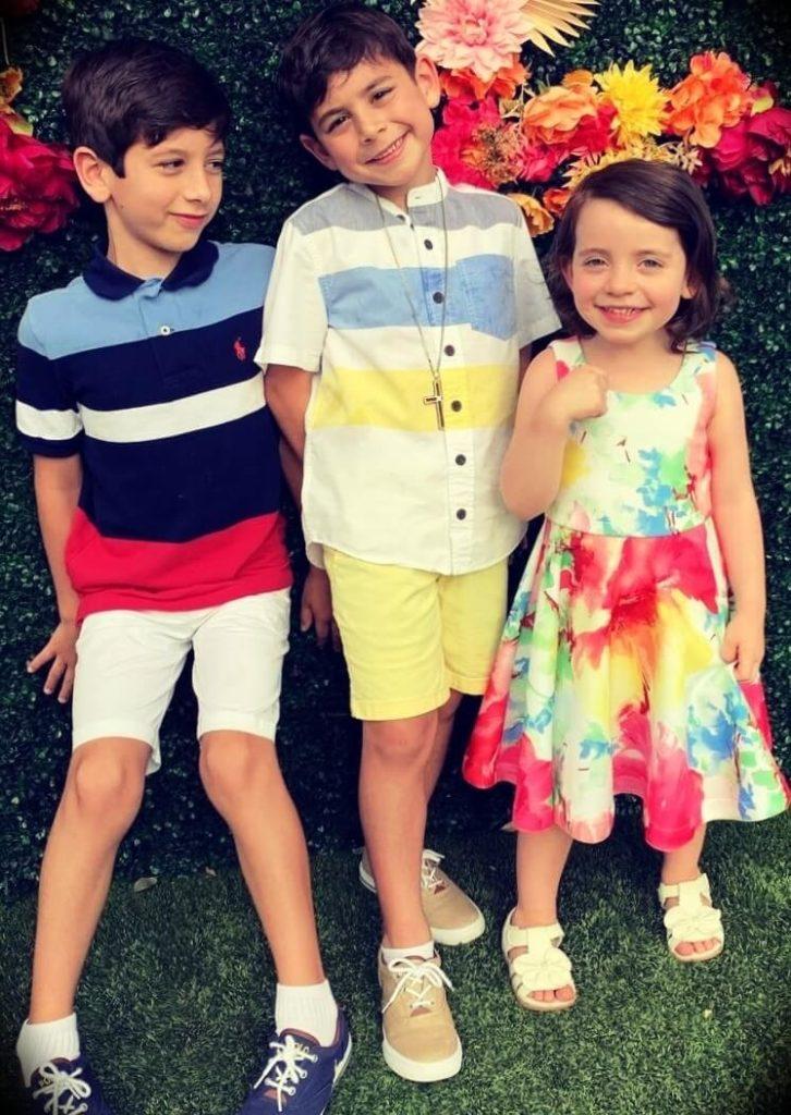 Patrick Bet-David's children