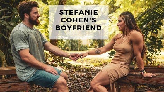 Best Pictures Of Stefanie Cohen With Boyfriend Hayden Bowe