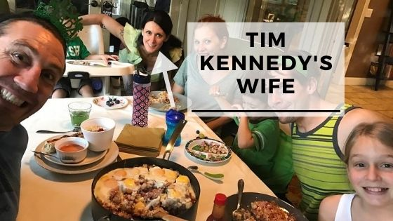 Never Seen Pictures Of Tim Kennedy's Wife Ginger Kennedy