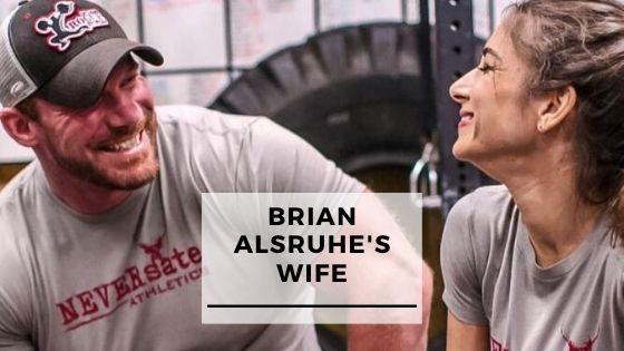 Read more about the article 9 Rare Pictures Of Brian Alsruhe With His Wife