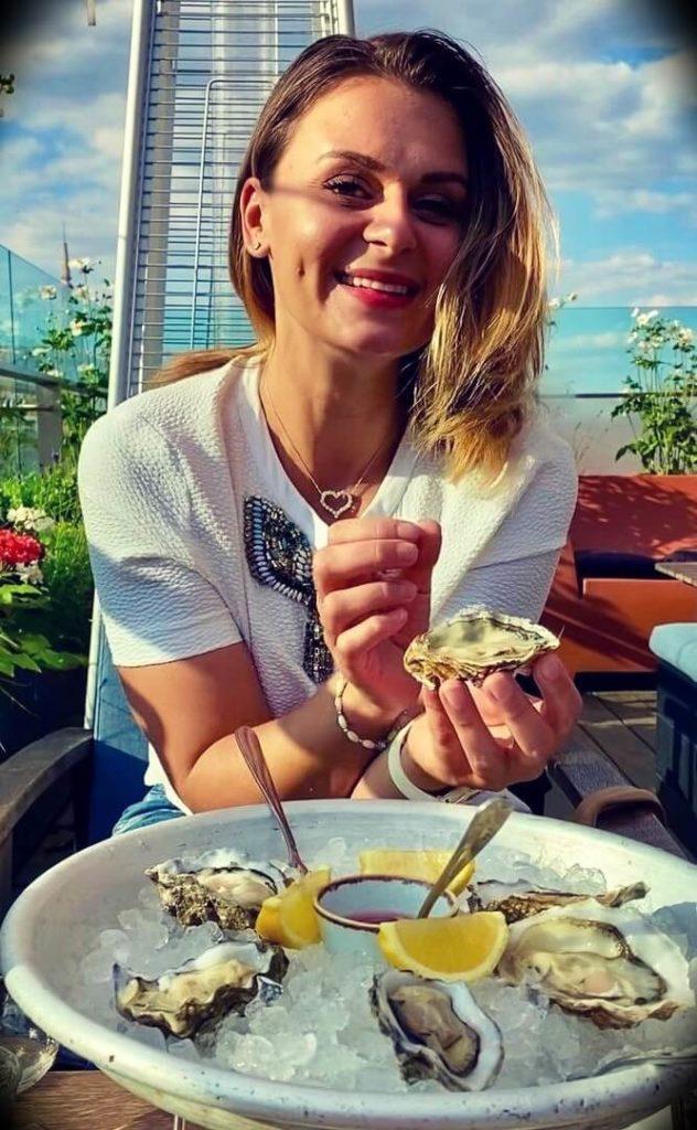 Brian rose's wife Mariana Aleksieva