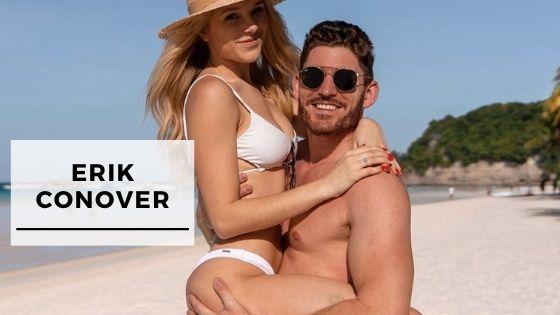 Best 9 Pics Of Erik Conover With His Fiancée Hanna Coleman