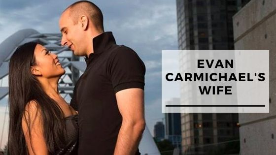 8 Rare Pictures Of Evan Carmichael With His Wife Nina
