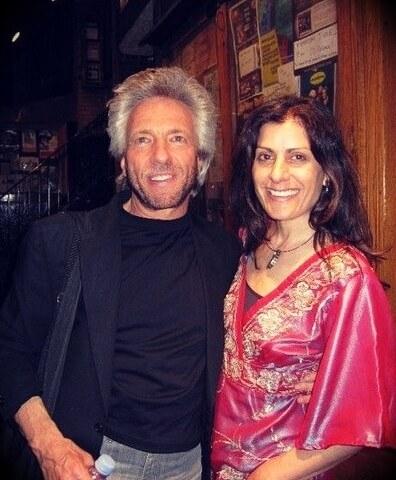 Gregg Braden with his wife Martha Reich Braden
