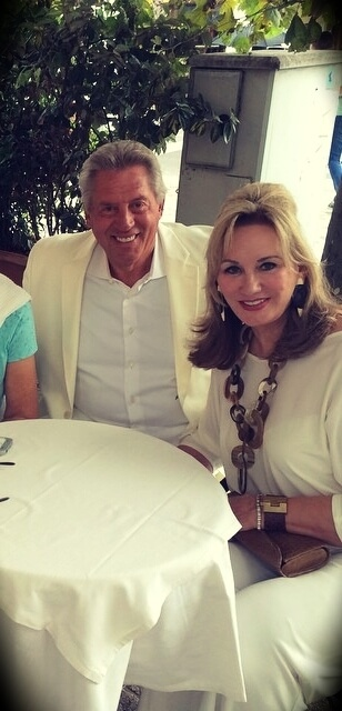John C. Maxwell with his wife Margaret Maxwell