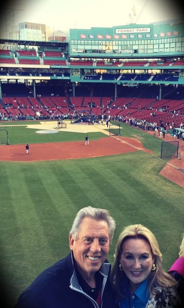 John C. Maxwell and his wife Margaret Maxwell