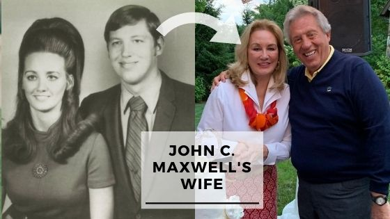 Rare Pictures Of John C. Maxwell With His Wife