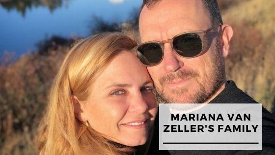10 Rare Pics Of Mariana Van Zeller With Her Husband & Son