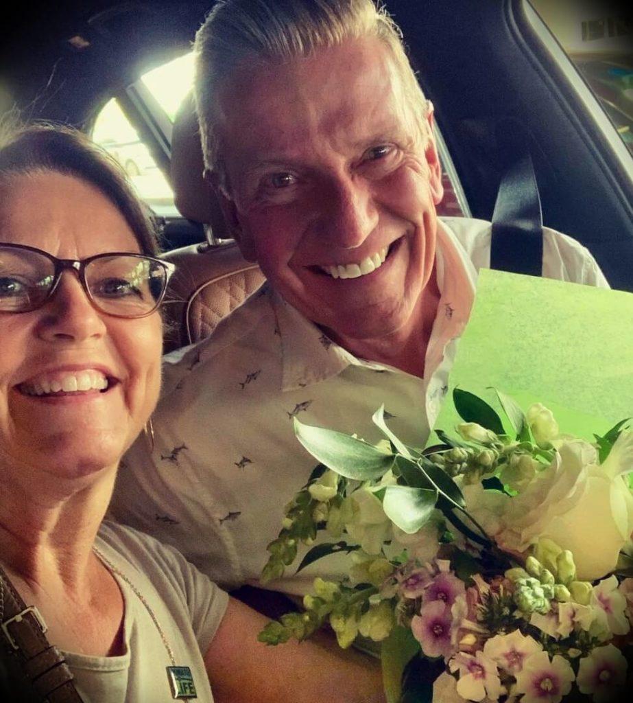 Michael Hyatt with his wife Gail Hyatt