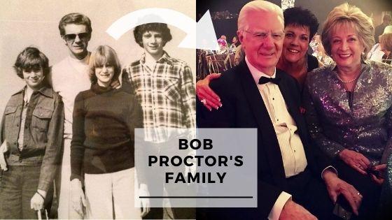 Info & Pics Of Bob Proctor's Wife & Children