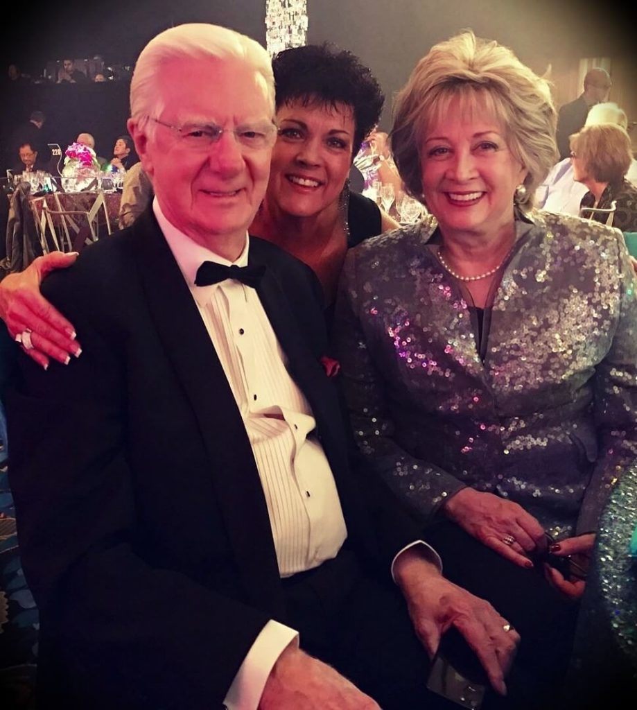 Bob Proctor with his wife Linda Proctor