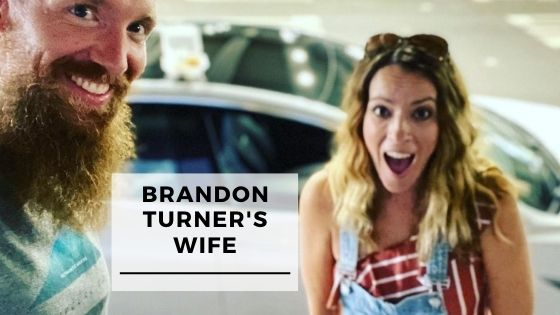 Read more about the article 8 Rare Pics Of Brandon Turner With His Wife Heather Turner