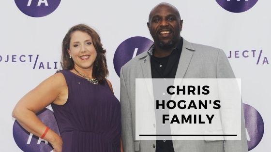 Info & Pics Of Chris Hogan's Wife & Family