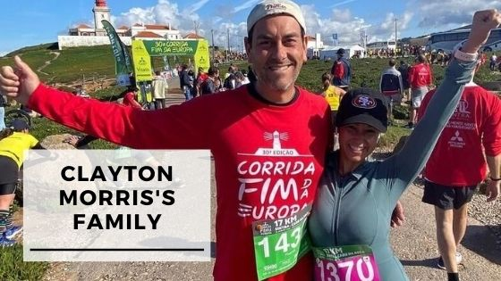 10 Rare Pictures Of Clayton Morris With His Wife & Children