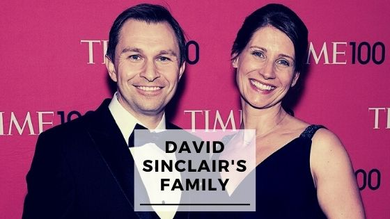 Info & Pics Of David Sinclair's Wife & Family