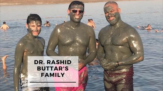 Read more about the article Info & Pics Of Dr. Rashid Buttar's Wife & Family