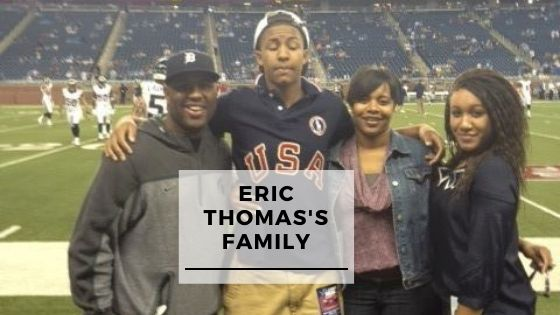 Read more about the article Info & Pics Of Eric Thomas's Wife & Children