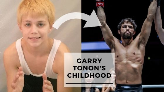 Read more about the article Rare Photos Of Garry Tonon's Childhood