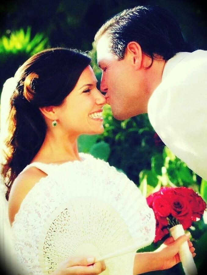 John Assaraf with his wife Maria Assaraf