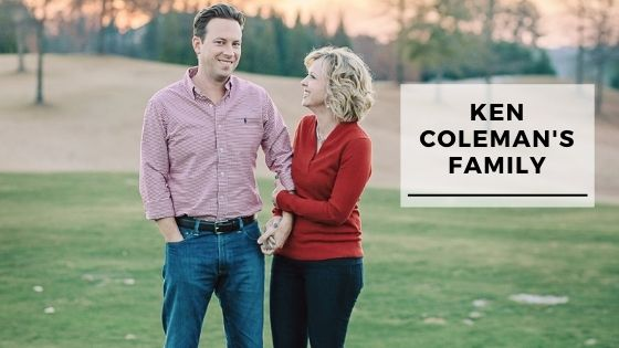 Read more about the article Info & Pics Of Ken Coleman's Wife & Family
