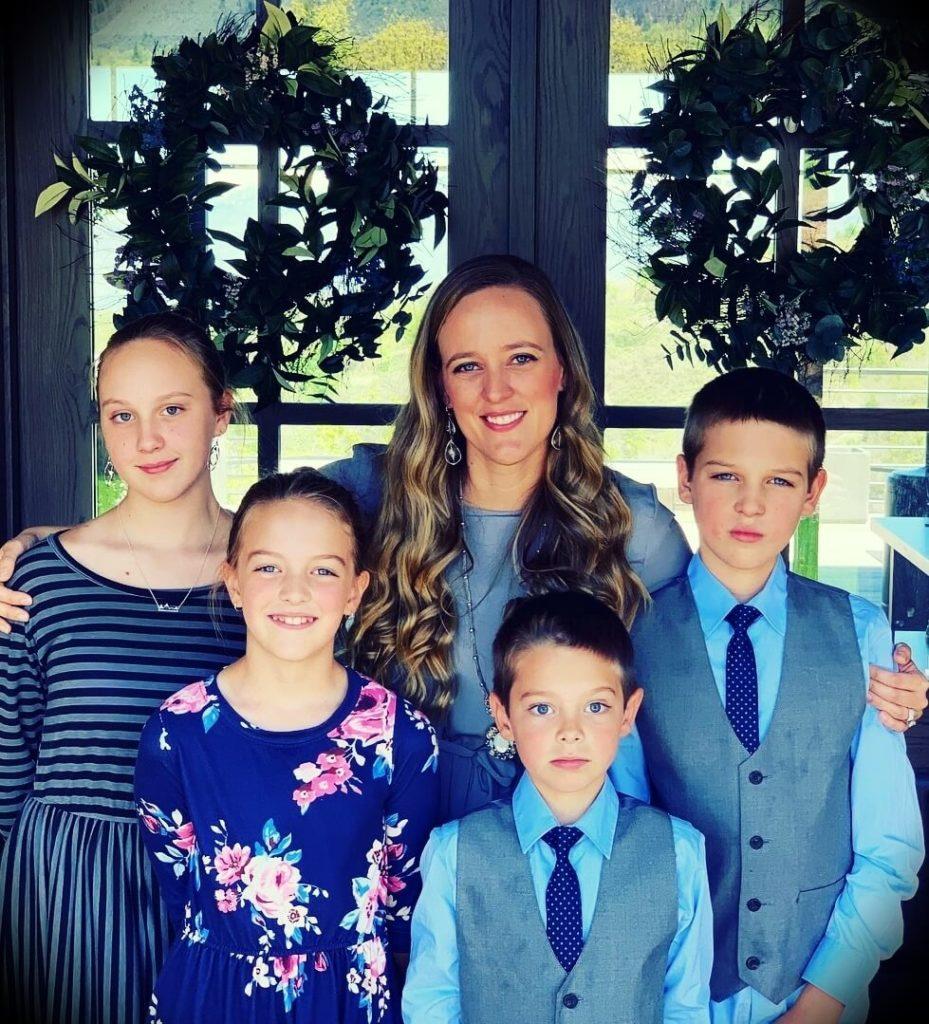 Kris Krohn's children
