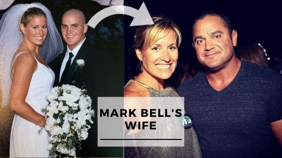 You are currently viewing Rare Photos Of Mark Bell With His Wife