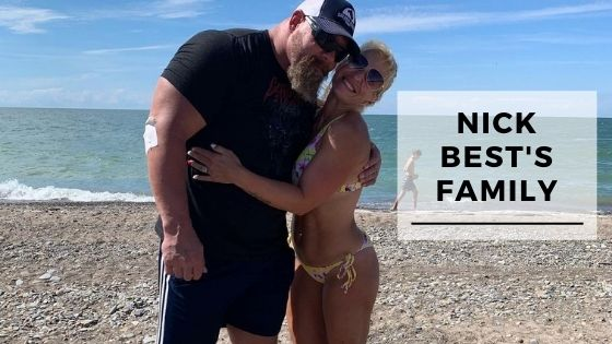 Read more about the article Who Is Nick Best's Wife? (Pictures)