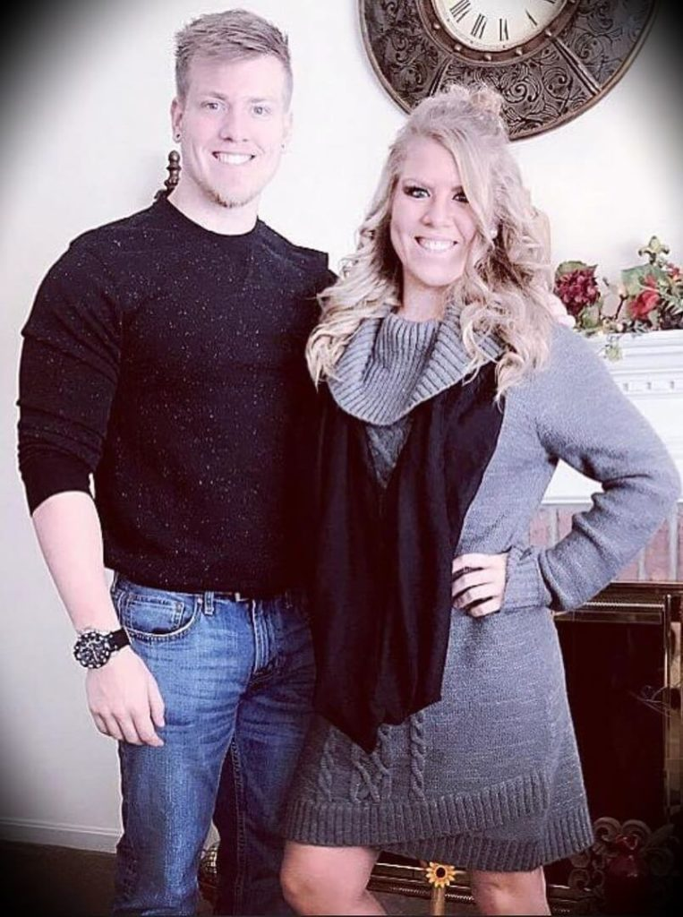 Nick Miller aka Nick's Strength and Power with his sister Brooke Miller