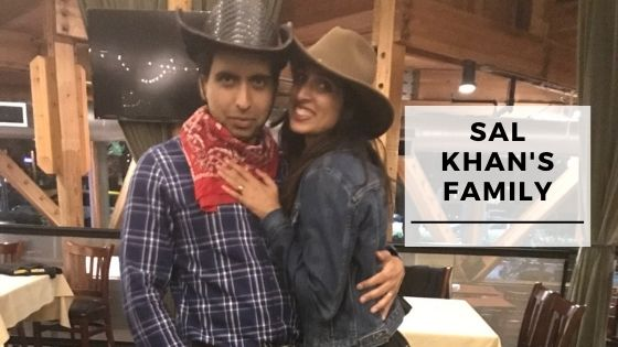 Read more about the article 14 Rare Pics Of Sal Khan (Khan Academy) With His Wife