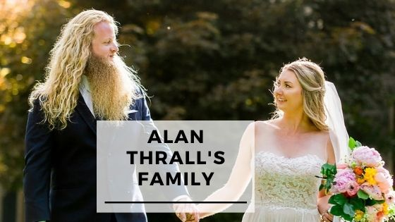 You are currently viewing 12 Rare Pictures Of Alan Thrall With His Wife