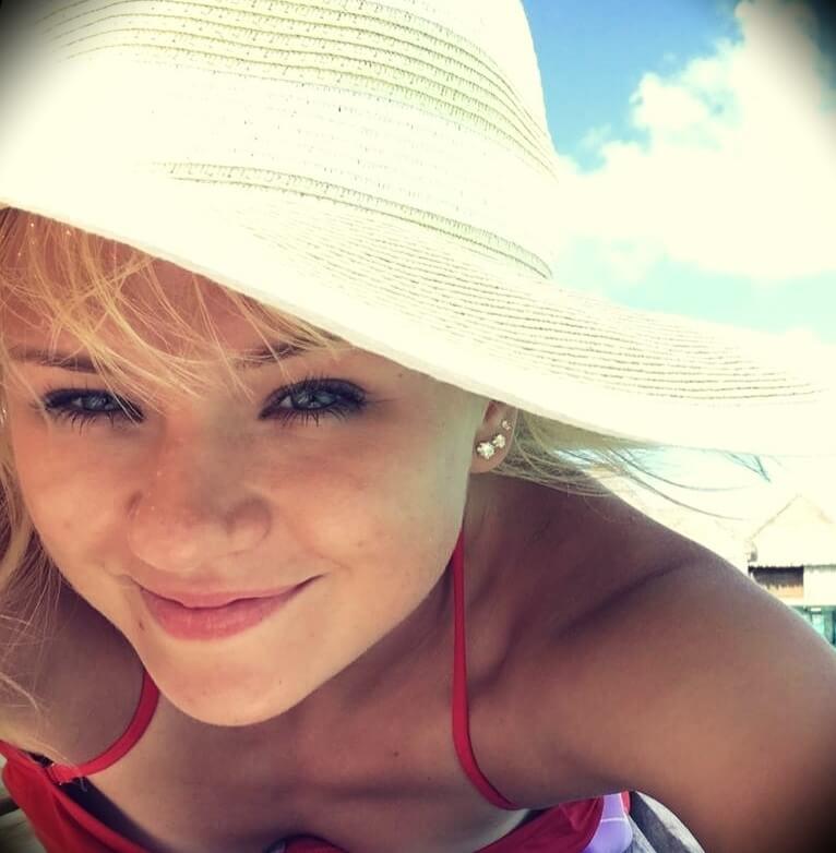 Andy Schrock's wife Brittany Schrock