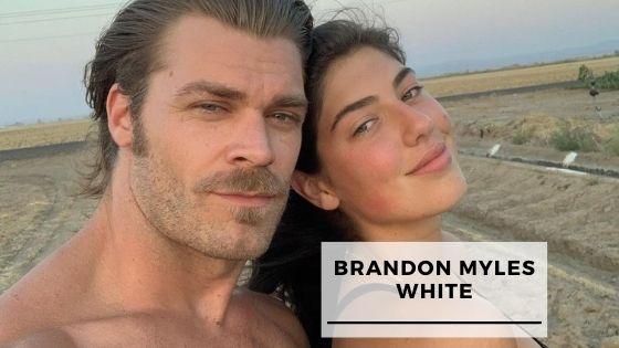 10 Pics Of Brandon Myles White With His Girlfriend