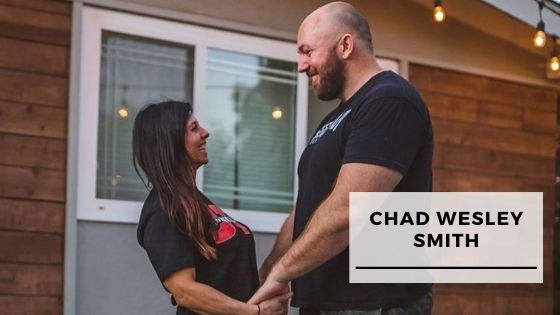 Read more about the article Pics Of Chad Wesley Smith With His Girlfriend Marisa Inda