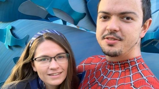 9 Rare Pictures Of Dino (Rhymestyle) With His Girlfriend