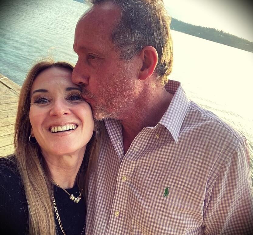 13 Rare Pictures Of Dr. Caroline Leaf With Her Husband