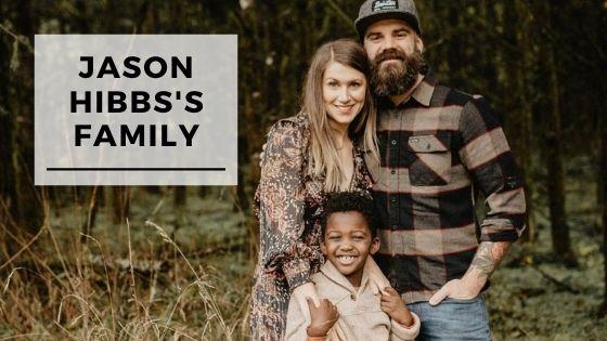 9 Rare Photos Of Jason Hibbs With His Wife & Son