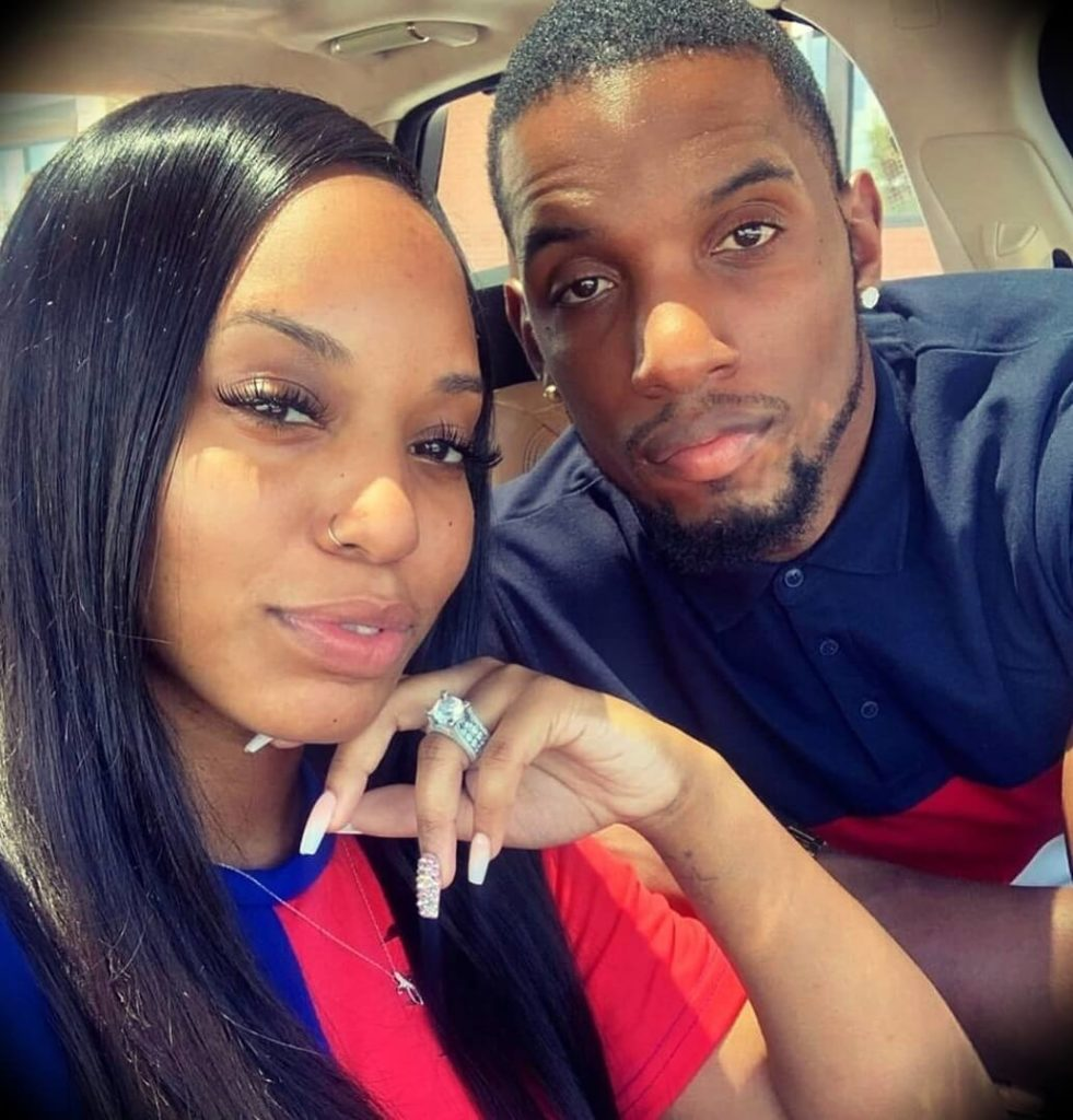 Jeremy Cash Young CEO With His Wife