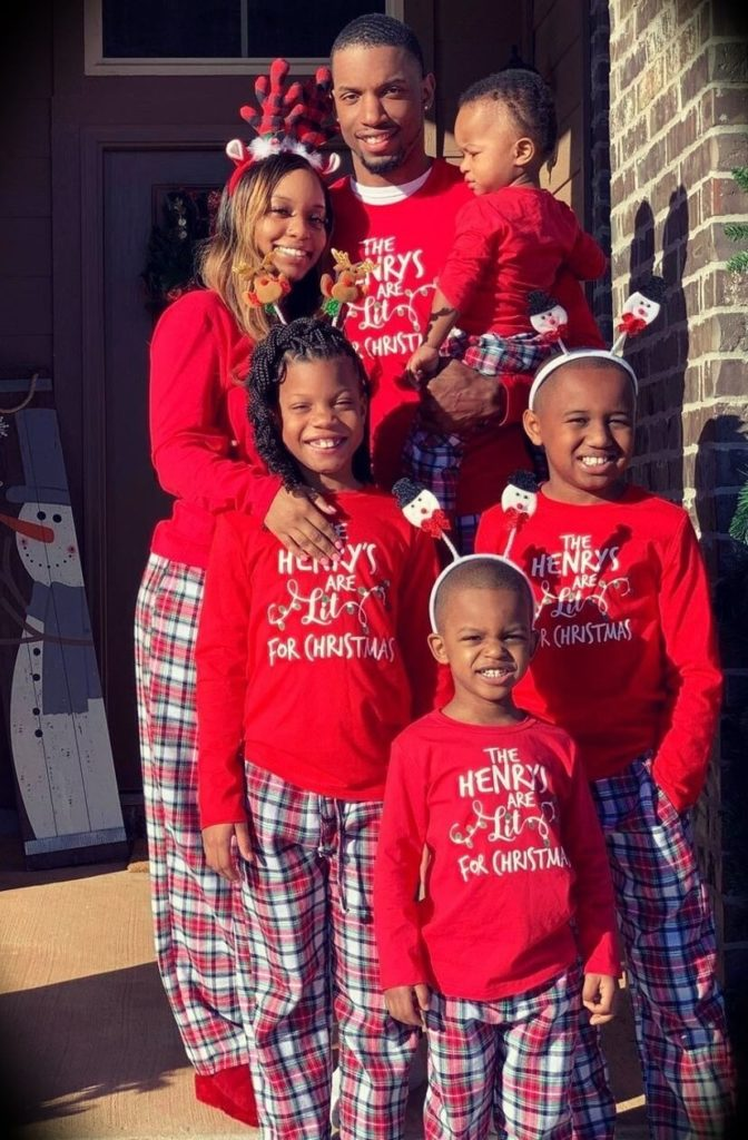 Jeremy Cash Young CEO With His Wife and children