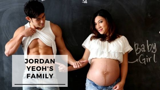 Top 12 Pics Of Jordan Yeoh With His Wife