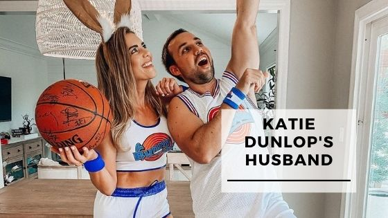 Top 10 Pics Of Katie Dunlop With Her Husband