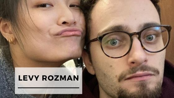 9 Rare Pictures Of Levy Rozman With His Girlfriend